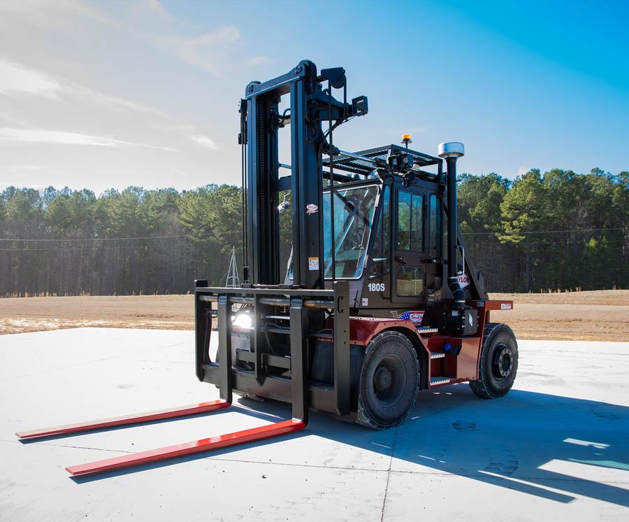 Rough Terrain Forklift Training Actsafe Safety Association